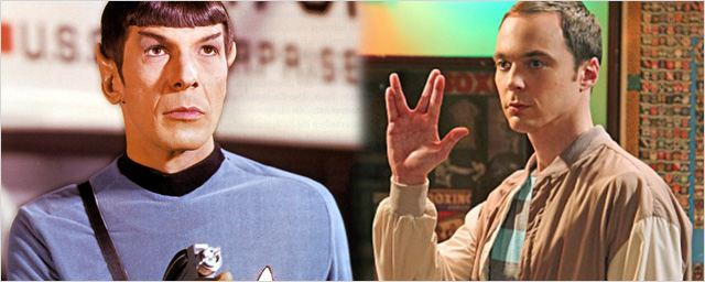 Spock dans &quot;The Big Bang Theory&quot; !