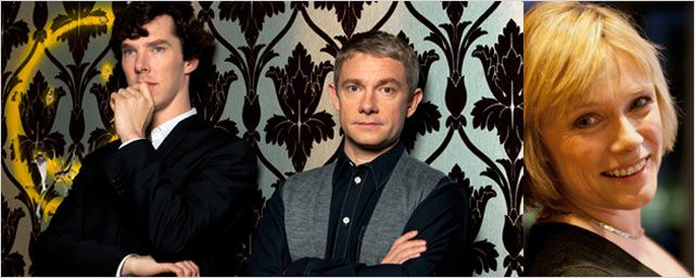 "Interview : Sue Vertue sort de l'ombre de ""Sherlock""..."