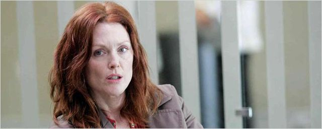 "Julianne Moore dans le remake de ""Carrie"""
