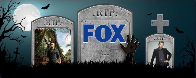 La saison US 2012 / 2013 : les séries annulées de la chaîne FOX