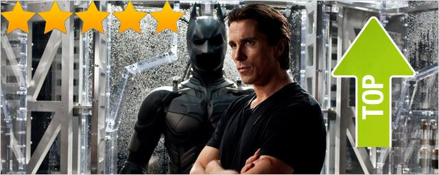 Presse &amp; spectateurs : &quot;The Dark Knight Rises&quot; est-il le meilleur film de la semaine ?