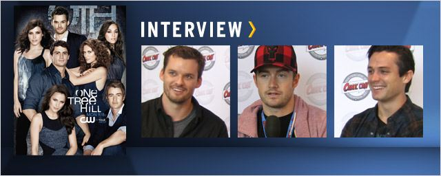 "Interview: Le dernier adieu d'Austin Nichols, Robert Buckley et Stephen Colletti aux ""Frères Scott"" [VIDEO]"