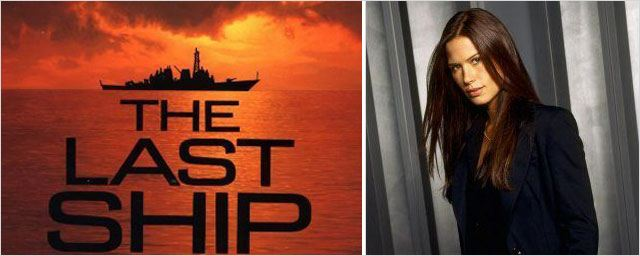 "Une recrue de charme rejoint ""The Last Ship"""