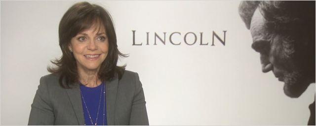 """Lincoln"" : Sally Field au micro ! [VIDEO]"