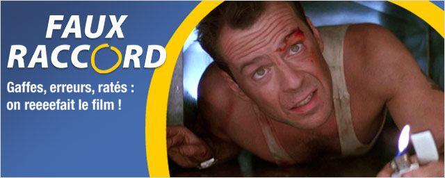 "Faux Raccord : les gaffes de la saga ""Die Hard ! [VIDEO]"
