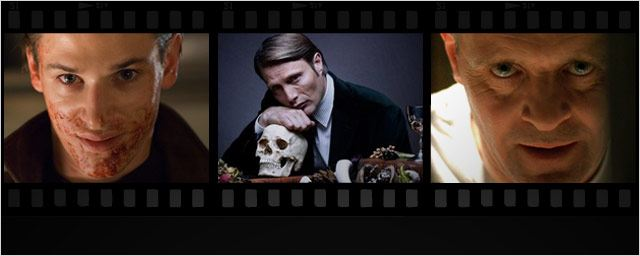 Les visages d&#39;Hannibal Lecter