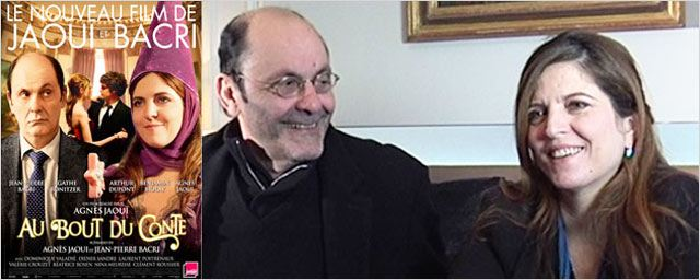 Il &#233;tait une fois... Agn&#232;s Jaoui et Jean-Pierre Bacri ! [VIDEO]