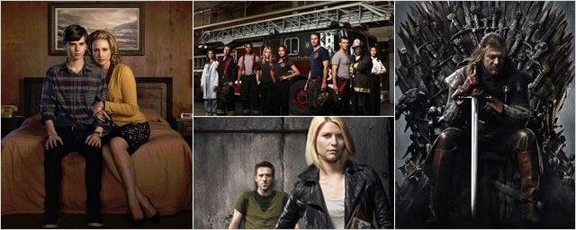 """""""Bates Motel"""", """"Homeland"""", """"Chicago Fire"""", """"Game of Thrones"""" cette saison sur D8 et D17"""
