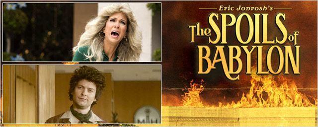 """The Spoils of Babylon"" : Will Ferrell, Tobey Maguire et Jessica Alba dans une mini-série délirante"