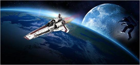 """Il n'y a pas que """"Gravity"""" ! Ces séries qui nous ont fait voyager dans l'espace..."""