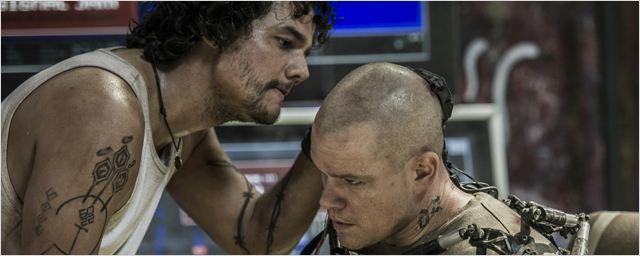 """""""Elysium"""" en tête du top 100 des films les plus piratés de l'année !"""