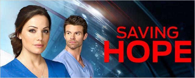 """""""Saving Hope"""" : la série avec Erica Durance renouvelée pour une saison 3"""