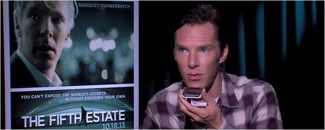 Quand Benedict Cumberbatch pose une colle à Siri