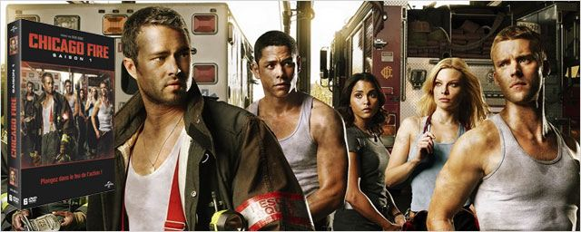 "DVD/Blu-ray: Un extrait et les coulisses de ""Chicago Fire"" [VIDEOS]"