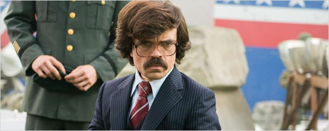 X-Men : Peter Dinklage de Game of Thrones au coeur des photos