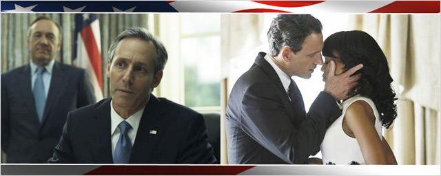 Scandal, 24, House of Cards... Les incarnations du Président des États-Unis sur le petit écran !