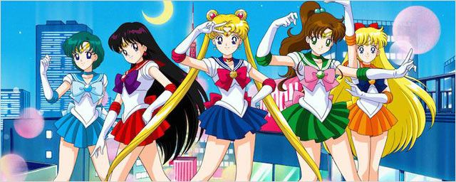 """""""Sailor Moon"""" a 20 ans et elle est de retour !"""