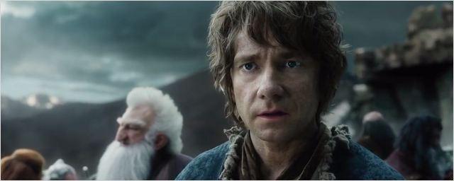 Le Hobbit : la bande-annonce poétique et guerrière du 3e film