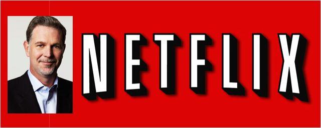 """Reed Hastings: """"Le premier objectif de Netflix est d'atteindre les 10% de foyers français"""""""