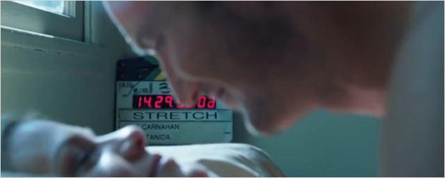 Stretch : dans les coulisses d'une scène d'amour avec Joe Carnahan