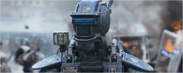 Bande-annonce Chappie: l'émouvant robot du réalisateur d'Elysium et District 9 se dévoile