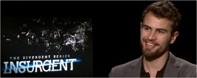 Divergente 2 : Shailene Woodley et l'équipe vous ont répondu