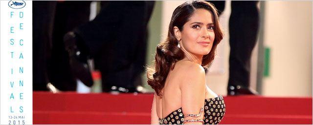 Cannes 2015 : Salma Hayek, Charlize Theron... et Sophie Marceau enflamment le tapis rouge