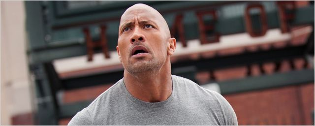 Dwayne Johnson en T-shirt moulant sur les premières photos de Central Intelligence
