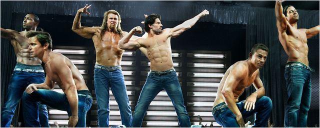 Avant Magic Mike XXL... 8 grandes scènes de striptease au masculin !