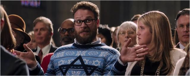 Seth Rogen ruine Noël dans la bande-annonce de The Night Before