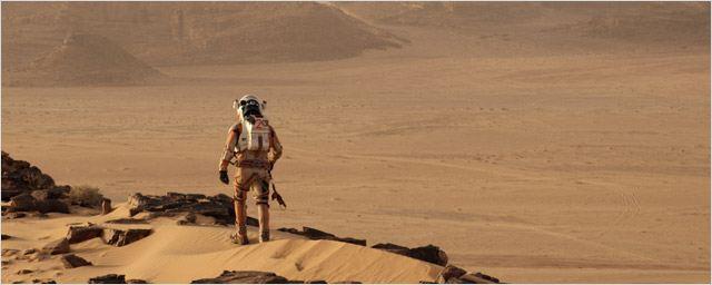 On repart sur Mars ! Seul sur Mars et 13 films sur la planète rouge