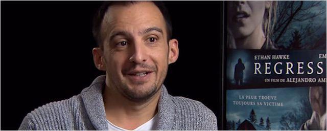 "Alejandro Amenabar : ""Ça peut sembler incroyable mais je n'ai jamais travaillé à Hollywood"""