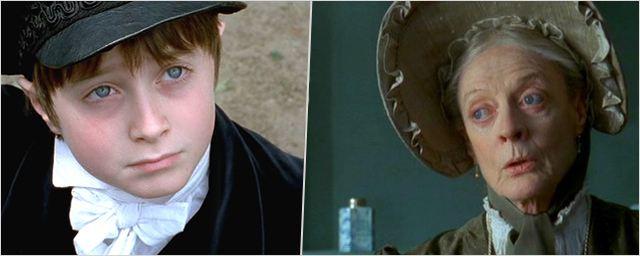 Ces acteurs d'Harry Potter qui ont joué ensemble... avant et après la saga !