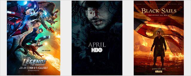 Game of Thrones, Daredevil, X Files : le guide des séries US de la mi-saison