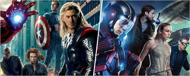 Legends of Tomorrow, Avengers, Arrow... Les 15 meilleures équipes de super-héros !