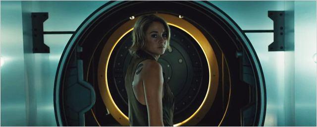 Divergente 3 : Tris détruit le mur dans la bande-annonce