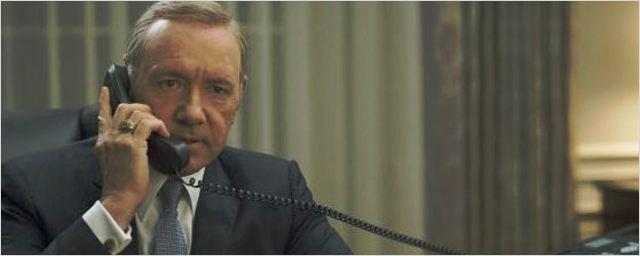 House of Cards est renouvelée pour une saison 5 par Netflix