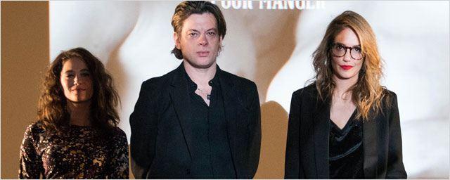 Benjamin Biolay et Mélanie Bernier en guest de Filles d'aujourd'hui sur Canal+