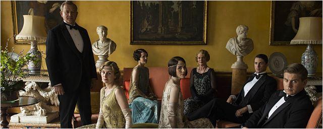 Audiences US : Downton Abbey bat un record avec son final