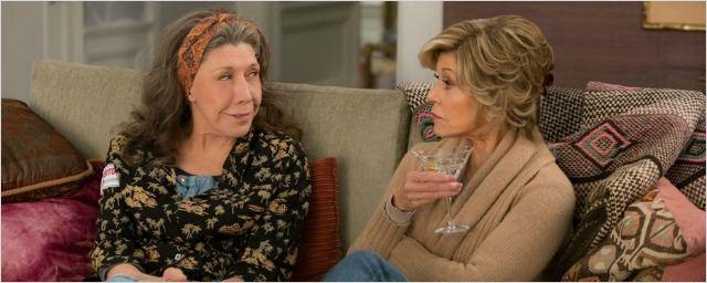 Grace et Frankie se lâchent dans la bande-annonce de la saison 2