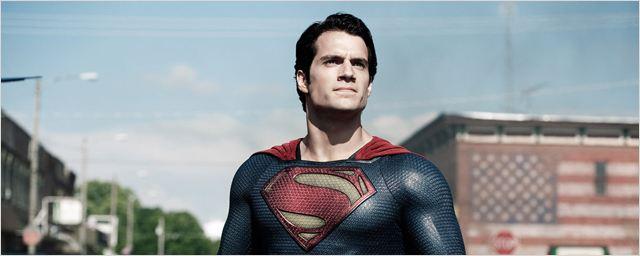 Man of Steel ce soir sur TF1 : Ben Affleck pressenti, Henry Cavill se muscle, costume relooké... Tout sur le film !
