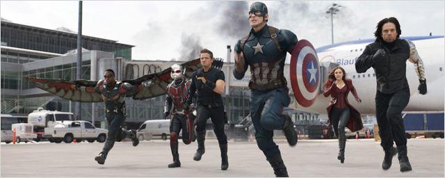 """""""Captain America : Civil War est une dispute de famille"""" selon son réalisateur"""