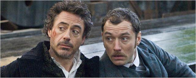 Sherlock Holmes 4 : un film sous condition selon le producteur