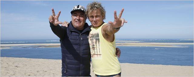 """Franck Dubosc et le succès de Camping : """"Je commence le 4 !"""""""