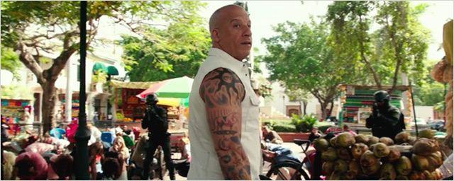 xXx 3 : Vin Diesel est de retour dans une bande-annonce musclée