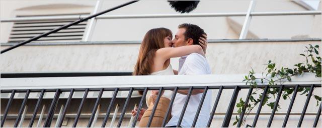 50 Nuances plus sombres : Jamie Dornan et Dakota Johnson en tournage à Paris !