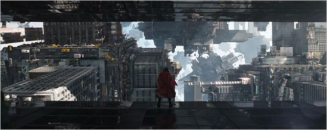 Doctor Strange retourne le Comic-Con 2016 avec sa bande-annonce renversante