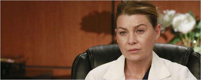Grey's Anatomy : Meredith au coeur de l'affiche de la saison 13