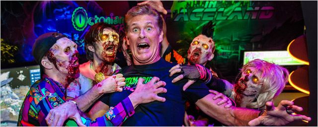 """Call of Duty Zombies in Spaceland : David Hasselhoff nous parle de son rôle """"SuculHoff !"""""""