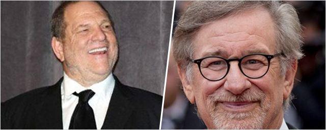Harvey Weinstein concurrence Steven Spielberg sur son prochain projet